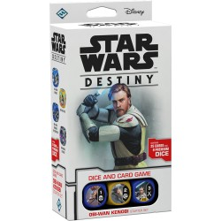 Obi-Wan Kenobi Starter Set - Star Wars Destiny