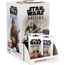 VF - 12 Boosters Convergence - Star Wars Destiny