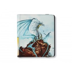 Portfolio 4 cases Dragon Shield 160 cartes - Caelum