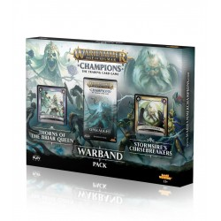 Warband Collectors Pack Age of Sigmar : Champions