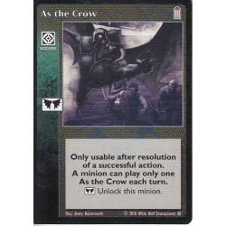 As the Crow - Heirs to The Blood - Vampire The Eternal Struggle - VTES
