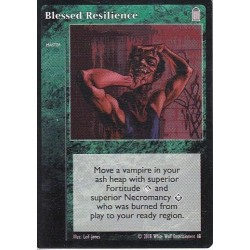 Blessed Resilience - Heirs to The Blood - Vampire The Eternal Struggle - VTES