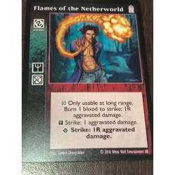 Flames of the Netherworld - Heirs to The Blood - Vampire The Eternal Struggle - VTES