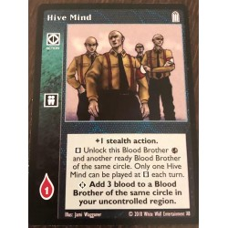 Hive Mind - Heirs to The Blood - Vampire The Eternal Struggle - VTES