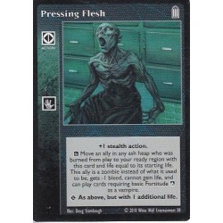 Pressing Flesh - Heirs to The Blood - Vampire The Eternal Struggle - VTES