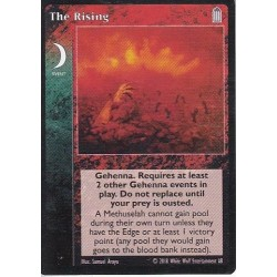 Rising, The - Heirs to The Blood - Vampire The Eternal Struggle - VTES