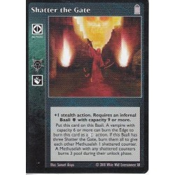VO Shatter the Gate - Heirs to The Blood - Vampire The Eternal Struggle - VTES