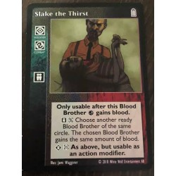 Slake the Thirst - Heirs to The Blood - Vampire The Eternal Struggle - VTES
