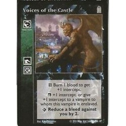 Voices of the Castle - Heirs to The Blood - Vampire The Eternal Struggle - VTES