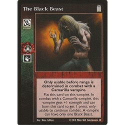 Black Beast, The - Heirs to The Blood - Vampire The Eternal Struggle - VTES
