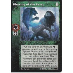 VO Blessing of the Beast - Heirs to The Blood - Vampire The Eternal Struggle - VTES