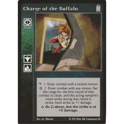 Charge of the Buffalo - Heirs to The Blood - Vampire The Eternal Struggle - VTES