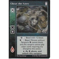 VO Cheat the Fates - Heirs to The Blood - Vampire The Eternal Struggle - VTES