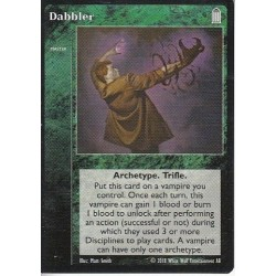 Dabbler - Heirs to The Blood - Vampire The Eternal Struggle - VTES