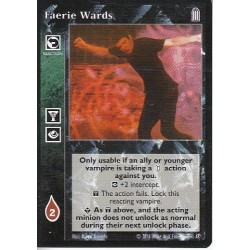 Faerie Wards - Heirs to The Blood - Vampire The Eternal Struggle - VTES
