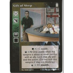 Gift of Sleep - Heirs to The Blood - Vampire The Eternal Struggle - VTES