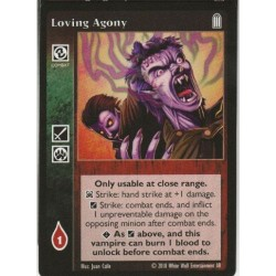 Loving Agony - Heirs to The Blood - Vampire The Eternal Struggle - VTES
