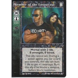 Member of the Entourage - Heirs to The Blood - Vampire The Eternal Struggle - VTES
