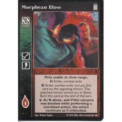 Morphean Blow - Heirs to The Blood - Vampire The Eternal Struggle - VTES