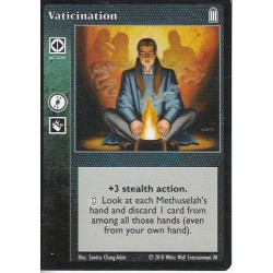 Vaticination - Heirs to The Blood - Vampire The Eternal Struggle - VTES