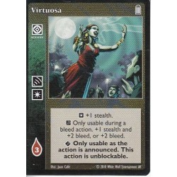Virtuosa - Heirs to The Blood - Vampire The Eternal Struggle - VTES