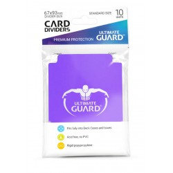 Séparateurs de Cartes Ultimate Guard Violet