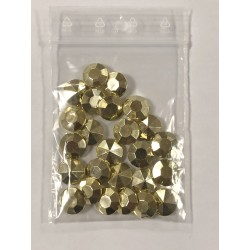 "Sachet de 25 Ambres ""Diamants"" OR"