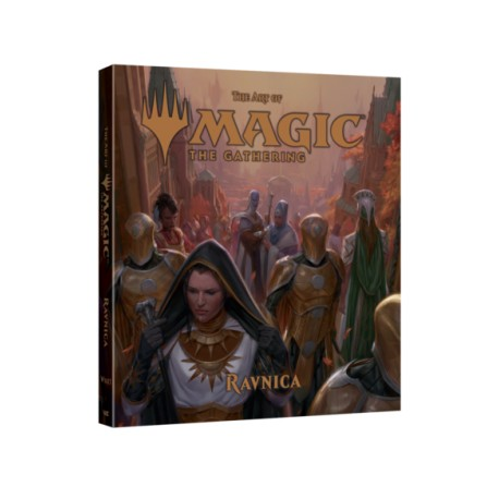 The Art of Magic: The Gathering - Ravnica - Anglais