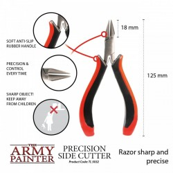 Pince Coupante de modélisme Army Painter - Precision Side Cutter