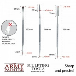 Outils de Sculpture Army Painter