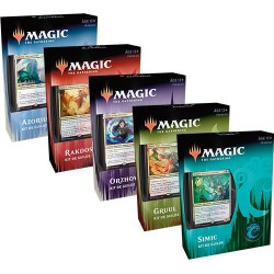 Ravnica Allegiance Guild Kit Display - Français- Magic The Gathering
