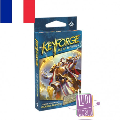 VF DECK KeyForge: L'Âge de l'Ascension