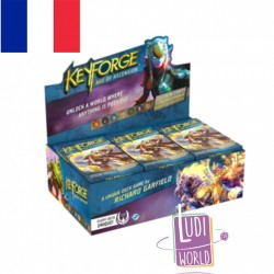 VF BOITE de 12 DECKS KeyForge: L'Âge de l'Ascension