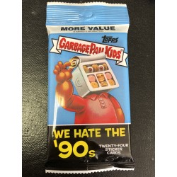 Booster FAT PACK / Jumbo Les Crados 2019 We HAte the 90's (Garbage Pail Kids)