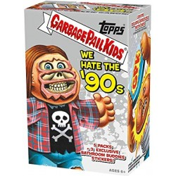 Blaster Box (5 Boosters + Bonus) Les Crados 2019 We Hate the 90's (Garbage Pail Kids)