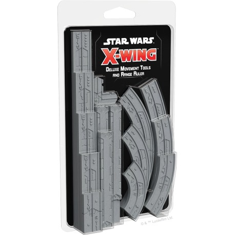 Deluxe Movement Tools and Range Ruler - Star Wars X WIng