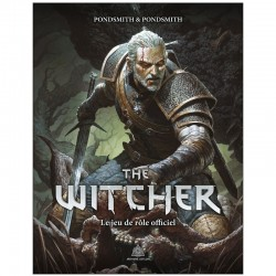 THE WITCHER – Le Jeu de Rôle Officiel