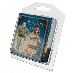 MOLLY & ARTHUR WEASLEY - Harry Potter Adventure Game