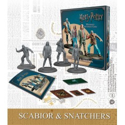 SCABIOR & SNATCHERS - Harry Potter Adventure Game