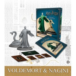 LORD VOLDEMORT & NAGINI - Harry Potter Adventure Game