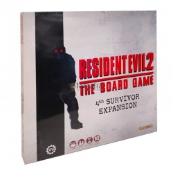 Resident Evil 2: The Board Game - 4th survivor