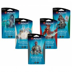 DISPLAY de 10 Theme Boosters Ravnica Allegiance - Magic the Gathering