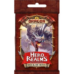 VF - Deck de Boss DRAGONS Hero Realms Deckbuilding Game