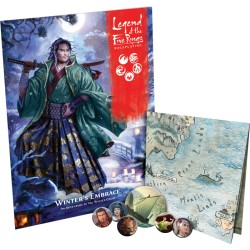 Winter's Embrace - L5R RPG