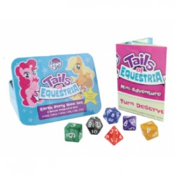 Set de 6 Dés My Little Pony: Tails of Equestria The Storytelling Game