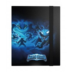 Album de Rangement Lightseekers 18-Pocket FlexXfolio Storm