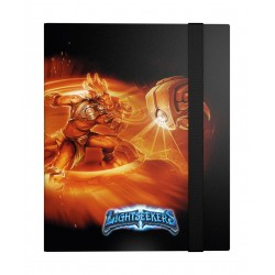 Album de Rangement Lightseekers 18-Pocket FlexXfolio Tech