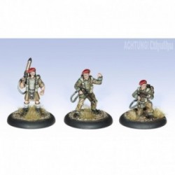 Achtung Cthulhu Miniatures - Badger's Commandos