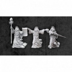 Achtung Cthulhu Miniatures - Cultists of the Old Gods