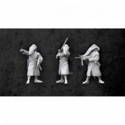 Achtung Cthulhu Miniatures - Servitor Overlords of Nyarlathotep